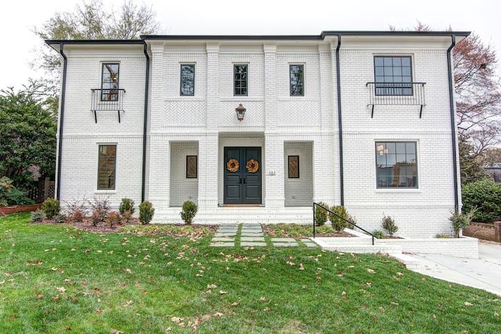 Spacious Home in Historic Neighborhood