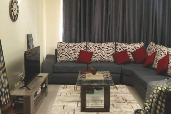 Nairobi Cozy 2 br apt close to two rivers mall