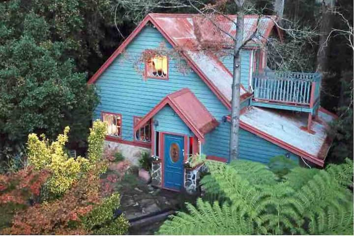 Wild Orchid Olinda🌿 Private Self Contained Cottage