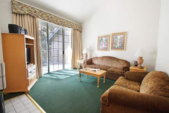 Lake Arrowhead comfort stay at NorthBay (2 BR)