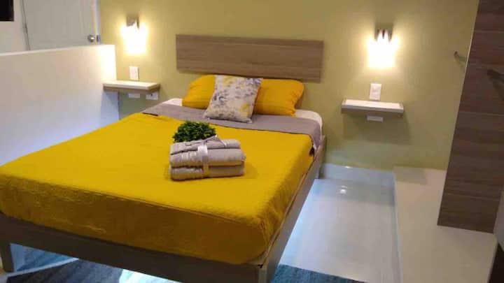 201 Suite Colón segura y confortable