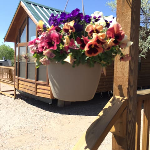 The Cabins at Los Suenos RV Resort & Campground