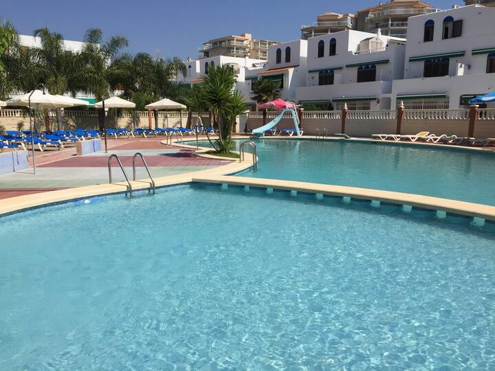 Apartments with swimming pool. Ref. PEÑISCOLA RESIDENCIAL A 24