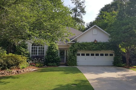 Masters Rental. 10 mins to course - North Augusta - Maison