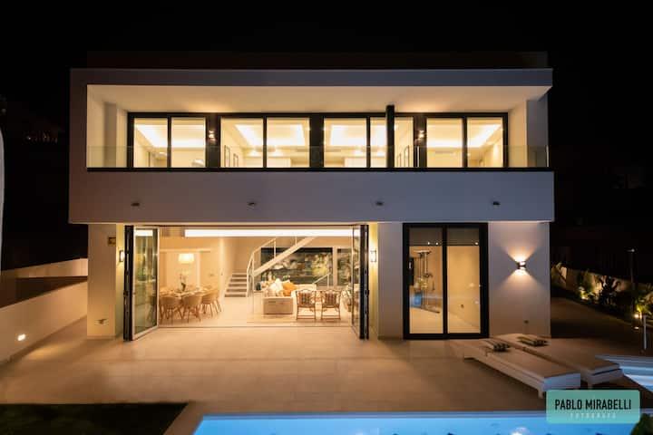 Villa The Palms *New Luxury Villa in Meloneras*