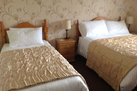 Barrow view Bed and Breakfast - Co Laois