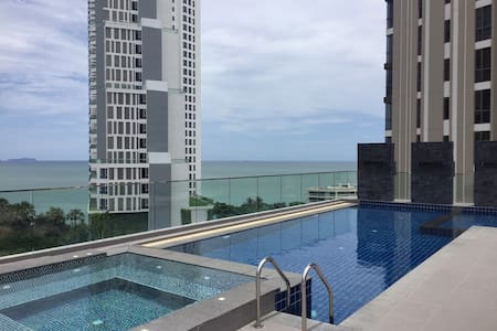 Room (1 bed) at Senerity Wongamat - Pattaya - Condominium