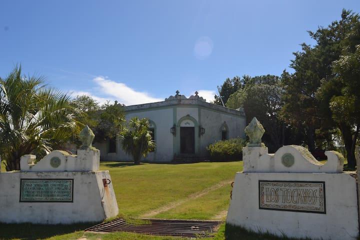 Los Tocayos, Sierras de Maldonado - Pan de Azucar - Huis