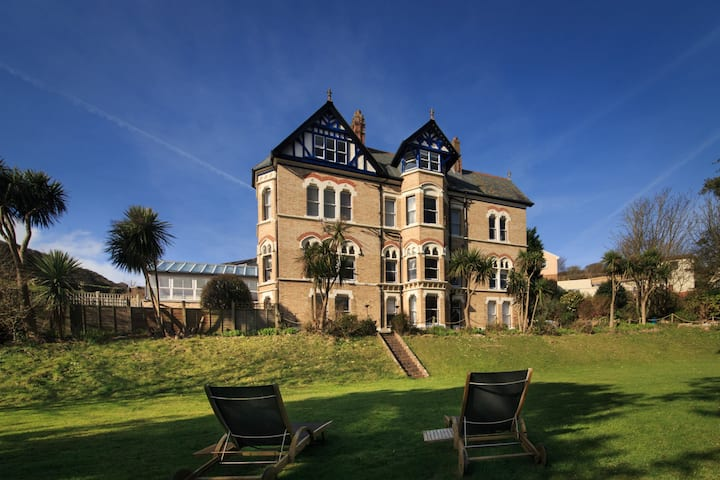 Westwell Hall Apartment, a perfect stay Ilfracombe