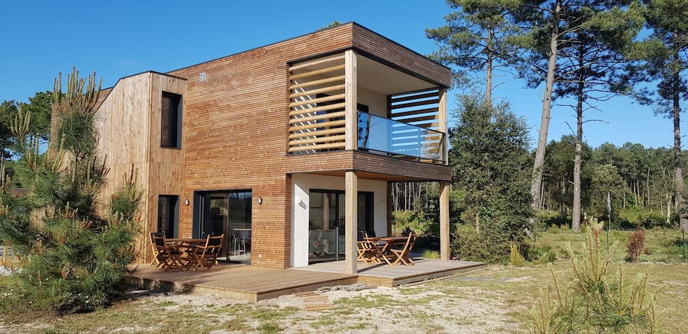 Villas cork contis - villa à 900m de la plage