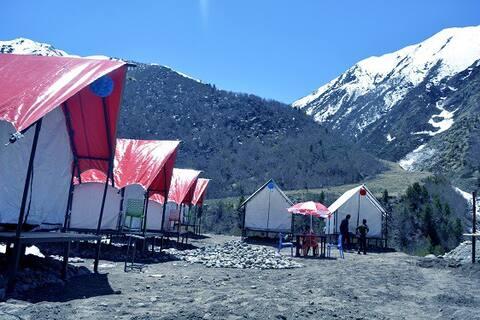 Executive Alpine Tent (PP Camp)