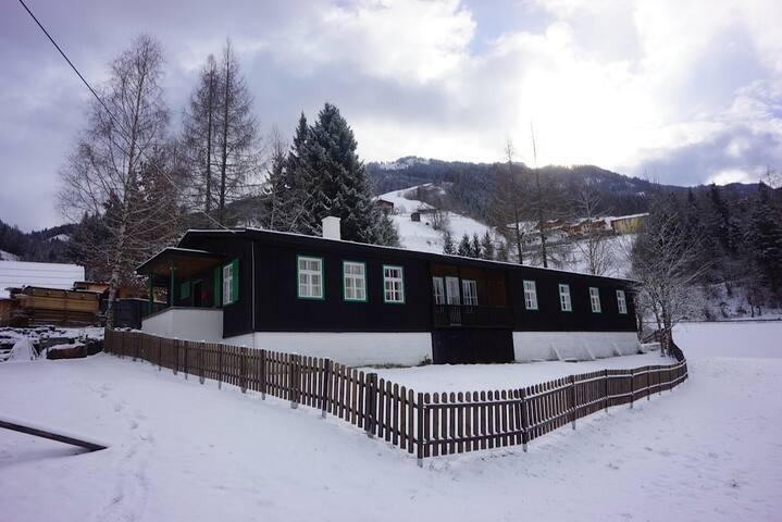 Ferienhütte Premsäge in Grossarl