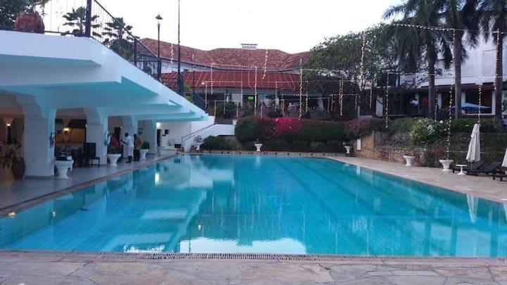 Large Suite Executive At Mombasa Beach