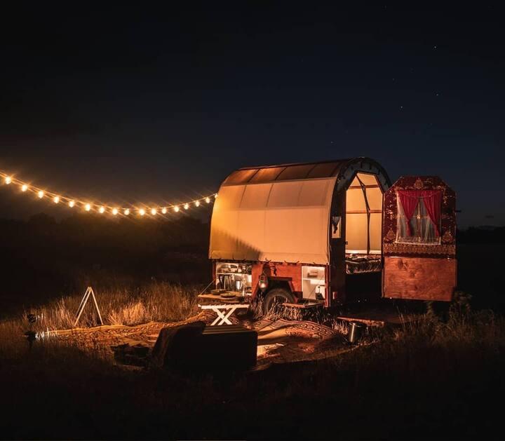 Gypsy Wagon Glamping Mornington Peninsula