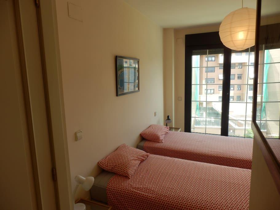 Dormitorio 1 con baño privado propio