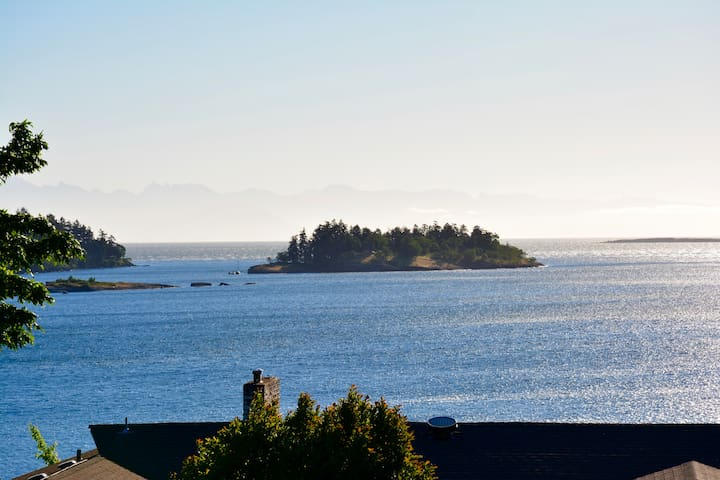 Cosy, Ocean View Apartment - Nanaimo - Appartamento