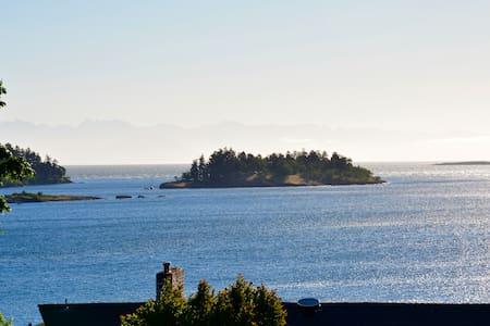 Cosy, Ocean View Apartment - Nanaimo - 公寓
