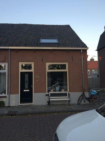 Karakteristiek huis aan de gracht - Culemborg - Casa