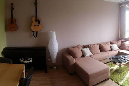 Fully equipped apartment with beautiful panorama - Boedapest