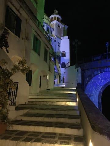 Casa Vuolo, Cultural and Historical - Atrani - Lägenhet