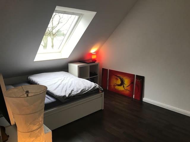 Maisonette Wohnung am Alsterverlauf