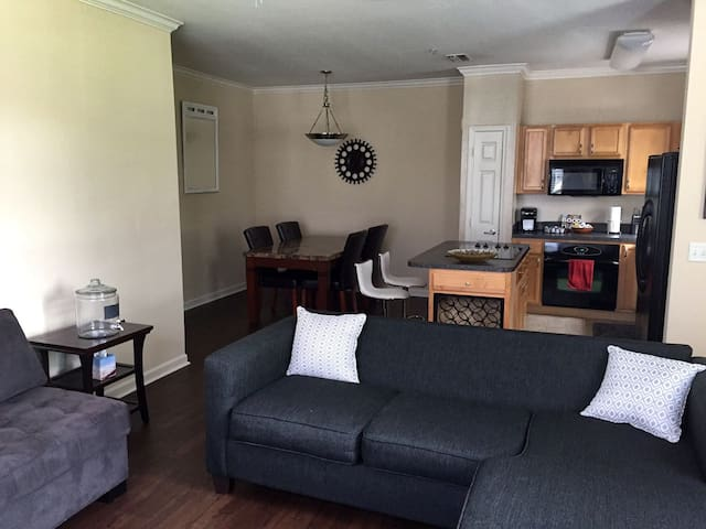 Luxury Apartment, Lockable Room/Private Bath - Gainesville - Byt