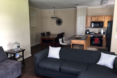 Luxury Apartment, Lockable Room/Private Bath - Gainesville