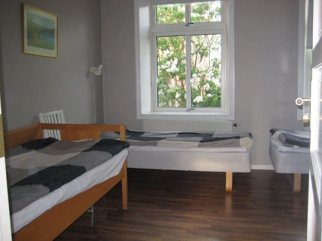 Fair 4 beds apartment- close to CPH - Landskrona - Lägenhet