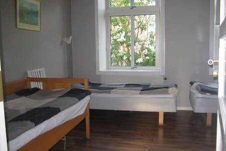 Fair 4 beds apartment- close to CPH - Landskrona