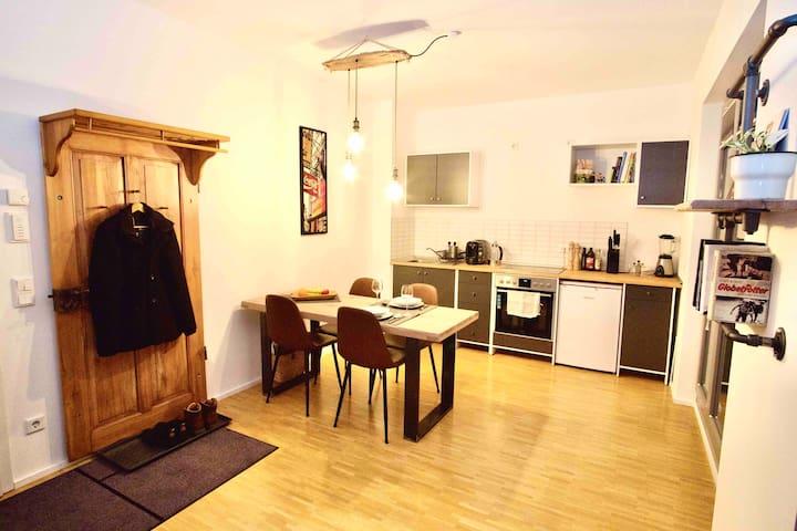 • Stilvolles Apartment im Zentrum+Netflix •