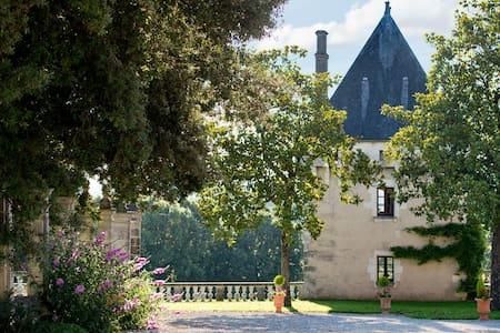 La Tour, Chateau de Charras - Charras - Jiné