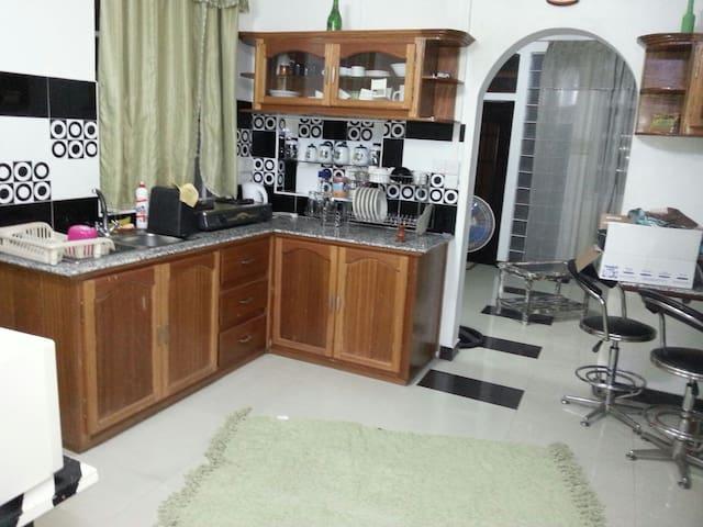Comfy & modern mauritian house - Mahebourg - Casa