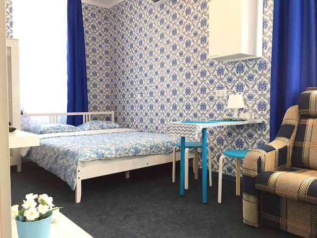 Гостевой дом Прованс - Nebug - 家庭式旅館