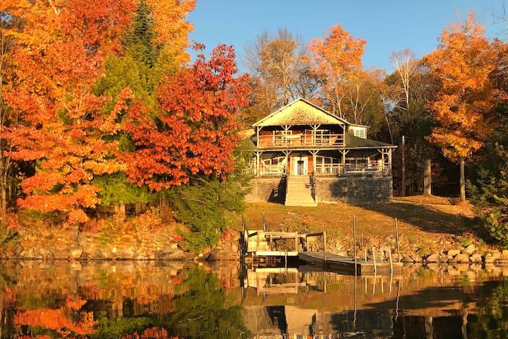 Camp Liberty - Clearwater Lake