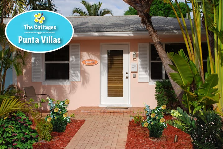 Punta Villas Cottages - Historic District