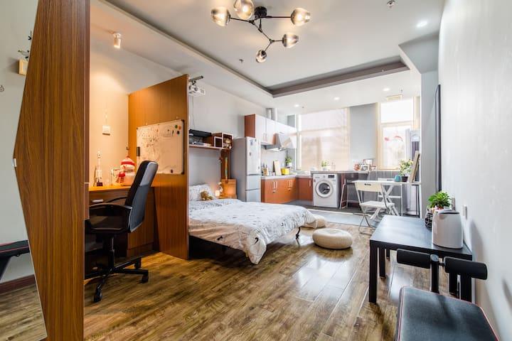 【九零home】五月六月有房可预订!小区可快捷自助入住/预定加微rogegang