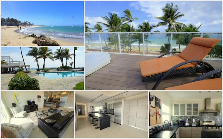 Ocean View Penthouse + Plunge-Pool + Self Check-in