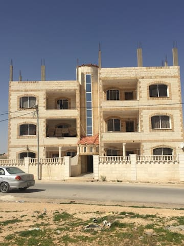 شقق الحمدلله- Al-Hamd Depatments/ Mafraq-Jordan
