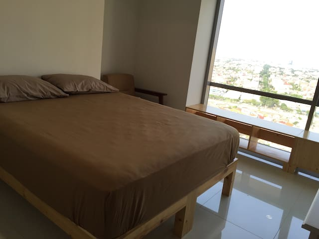 Brand New Apartement at The Mansion Kemayoran