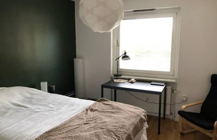 Cozy renovated  flat close by Mall of Scandinavia