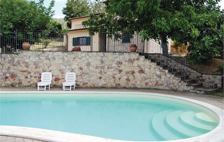 Holiday apartment with 1 bedroom on 70 m² in Giano dell'Umbria PG