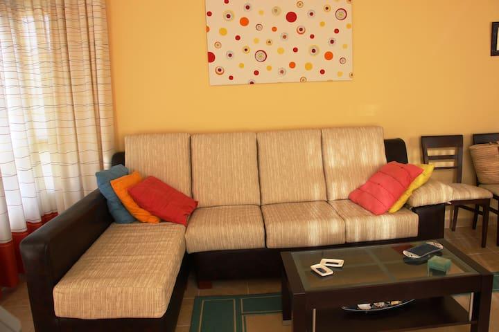 APARTAMENTO LANGOSTEIRA - Escaselas - Lägenhet