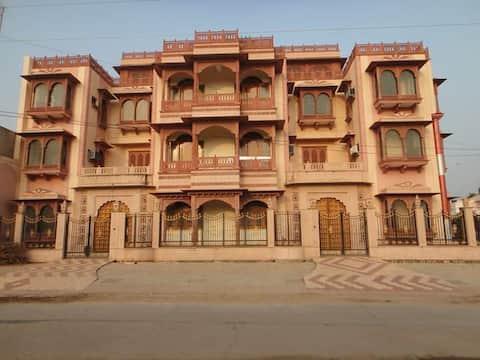 Pratapgarh haveli