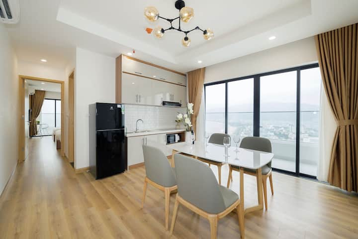 Sea-Front Corner Apartment at Pullman Quy Nhon