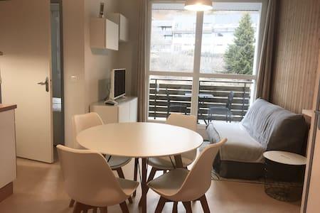 Appartement centre superbesse avec parking