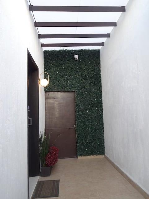 Casa del Viajero, centro
