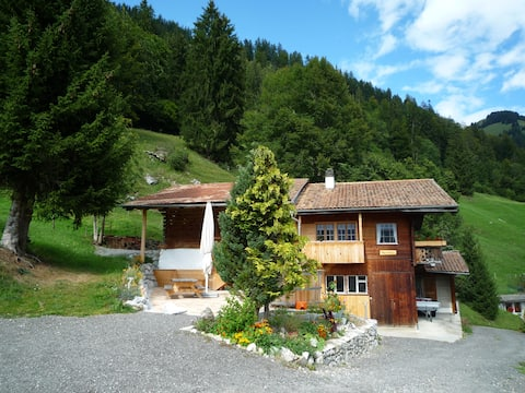 Chalet NiesenView - Bergpanorama pur