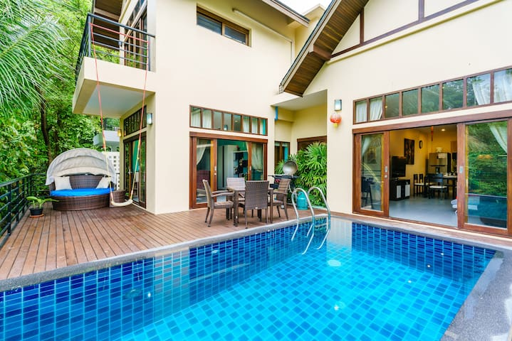Chaweng Noi Villa with private pool