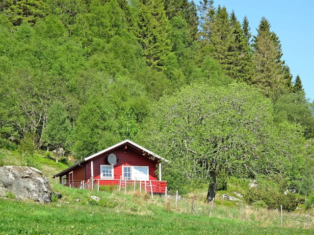 Holiday home in Uggdal for 6 persons