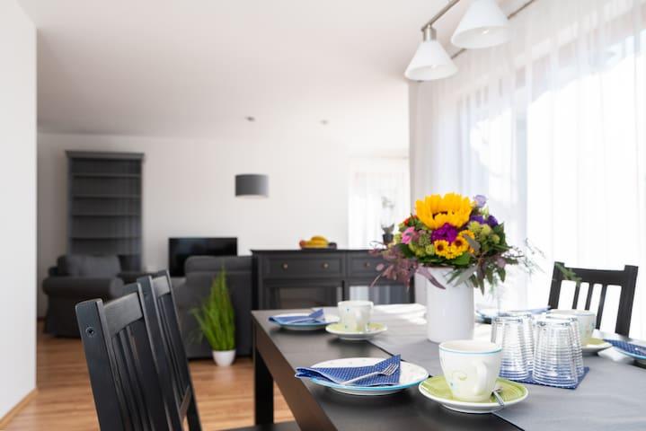 Schöne 74m² - Wohnung im Schurwald